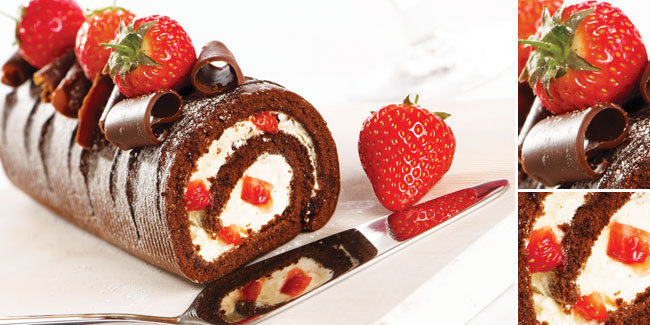Resep Cake Gulung Kukus Coklat: Rasa Hebat Harga Hemat